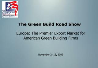 The Green Build Road Show