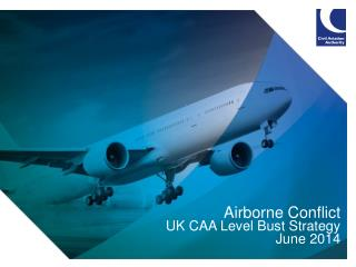 Airborne Conflict UK CAA Level Bust Strategy June 2014
