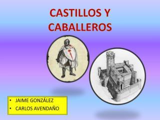 JAIME GONZÁLEZ CARLOS AVENDAÑO