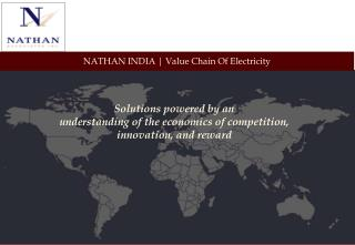 NATHAN  INDIA | Value Chain Of Electricity