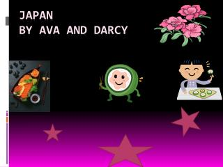 JAPAN BY AVA AND DARCY