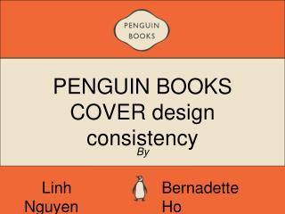 PENGUIN BOOKS COVER design consistency