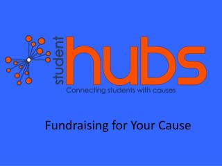 Fundraising for Your Cause