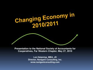 Changing Economy in 2010/2011