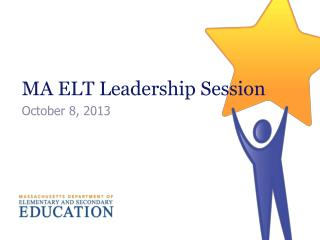 MA ELT Leadership Session