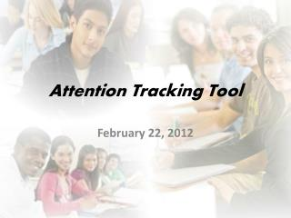 Attention Tracking Tool
