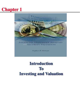 Assessment of New Technology  Discounted Cash-Flow Analysis