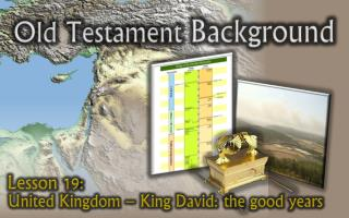 Old Testament  Background