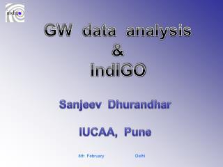 GW data analysis & IndIGO