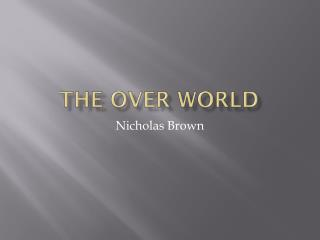 The over world