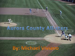 Aurora County All-stars