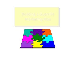 Building a Guerrilla Marketing Plan