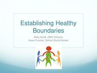 Establishing Healthy Boundaries