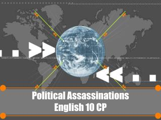 Political Assassinations English 10 CP
