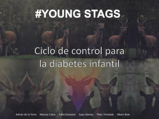 #Young  stags