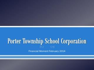Porter Township School Corporation