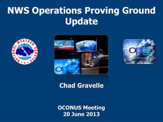 NWS Operations Proving Ground Update