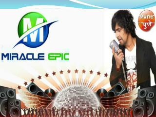 Miracle EPIC Presents…. Sonu Nigam Live show