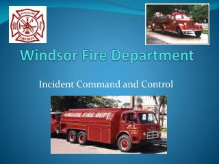 Windsor Fire Department
