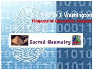 Andres J. Washington Fingerprint Geometric Analysis