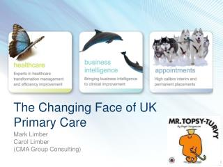 The Changing Face of UK Primary Care