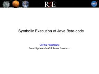 Symbolic Execution of Java Byte-code