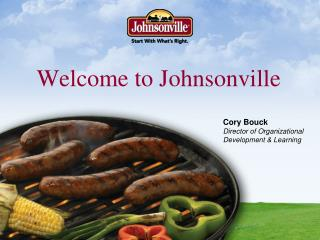 Welcome to Johnsonville