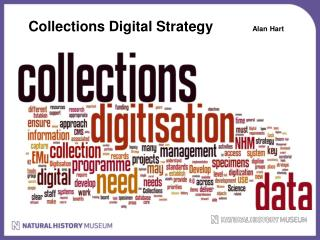 Collections Digital Strategy 		 Alan Hart