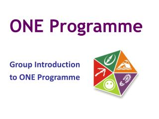 ONE Programme
