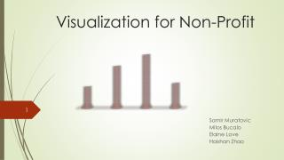 Visualization for Non-Profit