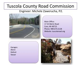 Tuscola County Road Commission