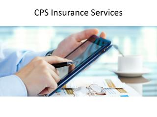 CPS Insurance Services