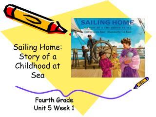 Fourth Grade Unit 5 Week 1
