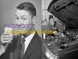 Occupational Statistics