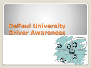 DePaul University Driver Awareness