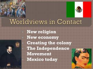 Worldviews in Contact
