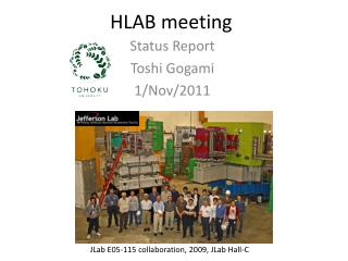 HLAB meeting