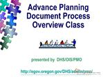 Advanced Planning Document APD Overview