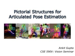 Pictorial Structures for  Articulated Pose Estimation