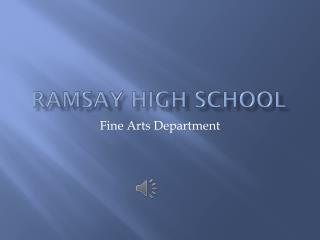 Ramsay High School