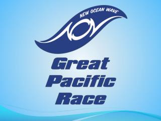 The Great Pacific Race
