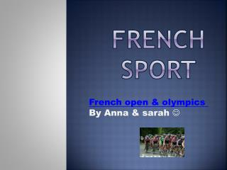 French sport