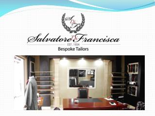 """ The Art of Italian Bespoke Tailoring """