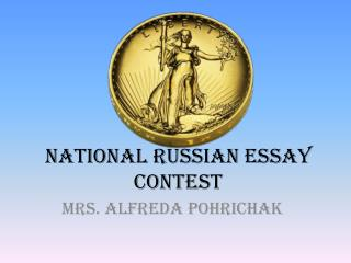 National Russian Essay Contest