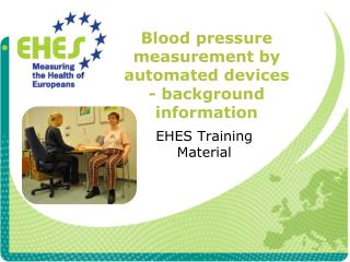 Blood pressure measurement by automated devices - background information