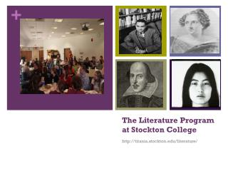 The Literature Program at Stockton College