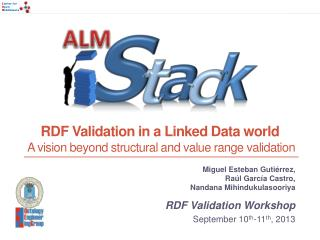RDF Validation in a Linked Data world A vision beyond structural and value range validation