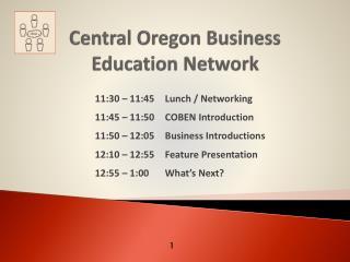 Central Oregon Business Education Network