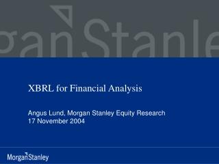Financial Analysis Using Financial Performance Metrics