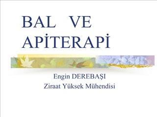 BAL VE APITERAPI